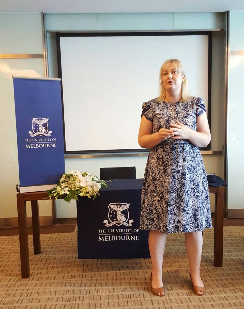 University of Melbourne Agent Training Retreat 2018 Program