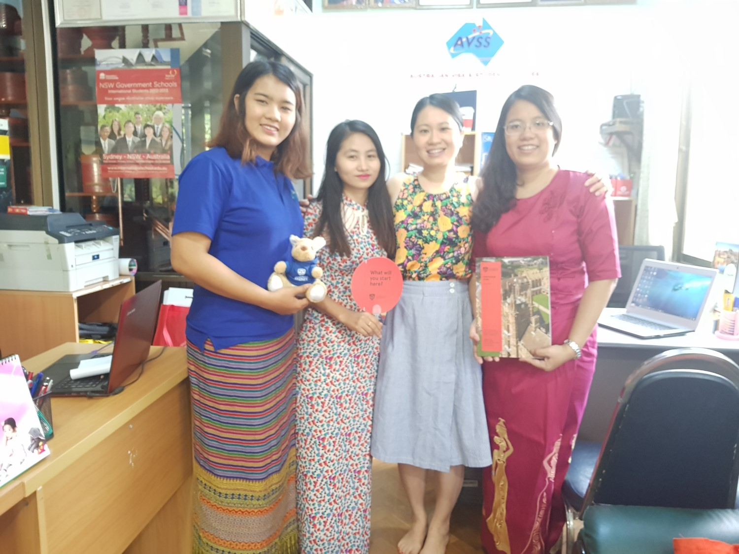 Institute & University Visiting (Mandalay)